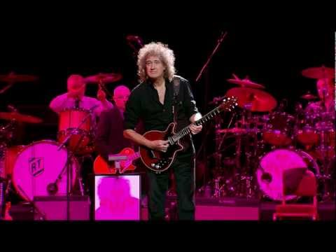 Queen Live at the Prince's Trust Rock Gala 2010 (Full HD 1080p)