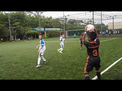 SingaCup 2019 QUARTER-FINALS U8 Oaz Football Academy (THA)U8 Athletic Football Group (AUS) U8 Q2