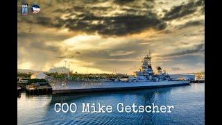Battleship USS IOWA Museum Op Crush COVID: COO Mike Getscher