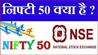 What is Nifty 50 in Hindi ? - निफ्टी 50 क्या है ?