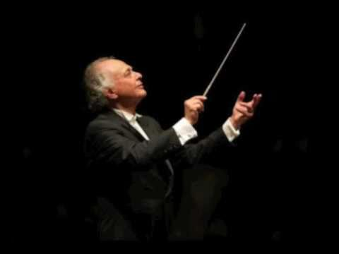 Lorin Maazel conducts the 1st Movement of Bruckner's 7th Symphony ('live')