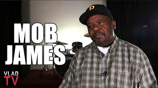 "Mob James on Joining 'Chosen Few' Motorcycle Club, Explains How ""1%ers"" are Above the Law (Part 3)"