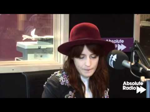 Florence and the Machine interview on Absolute Radio
