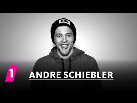 Andre Schiebler von ApeCrime im 1LIVE Fragenhagel | 1LIVE