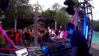 Jiser (live) @ Psychedelic Green Festival (Mty/20-07-13)