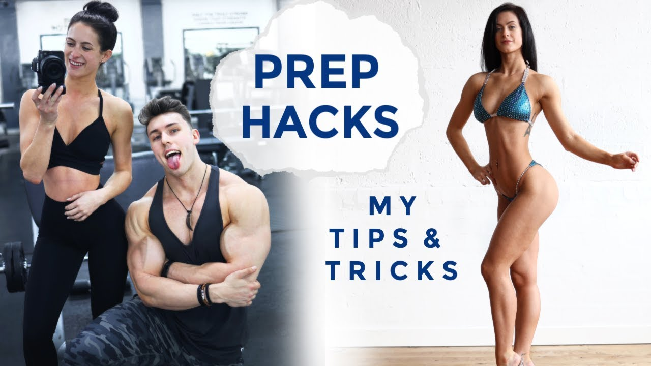 Eating CAKE While Dieting | Couples Back & Bicep Workout
