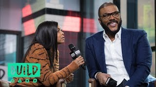Relationship Tips From Tyler Perry