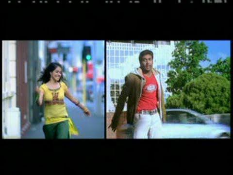 Movie | Santhosh Subramaniyam | Kadhalukku Kankal | Tamil Song