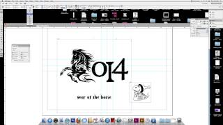 Greeting Card in InDesign