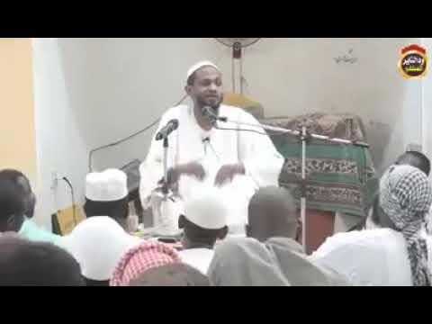 عالم سوداني ينسف علماء الفتنة وعلماء السلاطين thumbnail