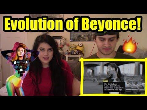 """""""The Evolution of Beyoncé   Rewind""""   COUPLE"""