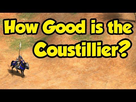 Testing Out The Coustillier (Burgundian's New Unique Unit)