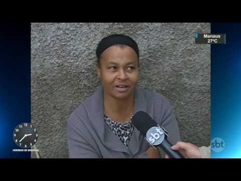 Idosa morre ao ser atacada pelo próprio cachorro no interior de SP - SBT Notícias (04/08/17)