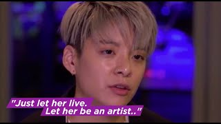 Amber Liu Speaks Out About The Dark Side Of Kpop And Sulli