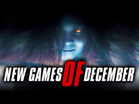 Top 10 NEW Games of December 2017