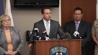 Gilroy Garlic Festival shooting: FBI agent Craig Fair update on the investigation