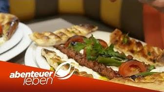Nachkoch-Challenge: Schaffen Hobbyköche Adana-Kebab nachzukochen?   Abenteuer Leben   kabel eins
