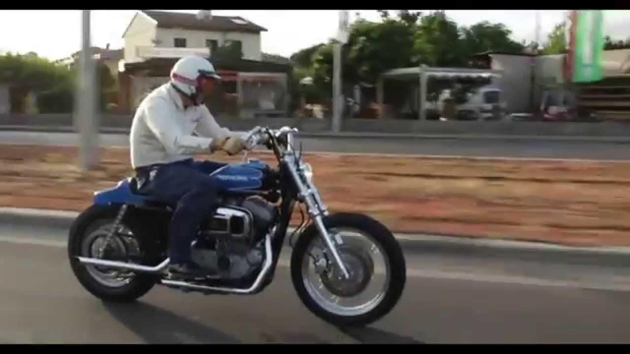 05 XL 1200R Harley-Davidson Custom Sportster the