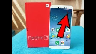 how to show battery percentage on redmi  Y1