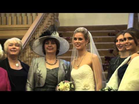 Wedding video Doxford Hall