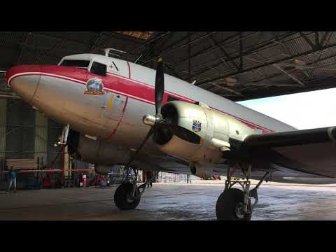 retours au hangar_Paris Air Legend 2018