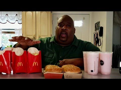 Badlands DEVOURS The IMPOSSIBLE Big Mac Challenge!!!