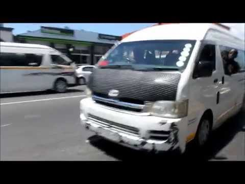 The Cape Town Minibus Taxi Experience (Part 1)