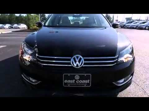 East Coast Vw >> 2015 Volkswagen Passat Limited Edition Youtube
