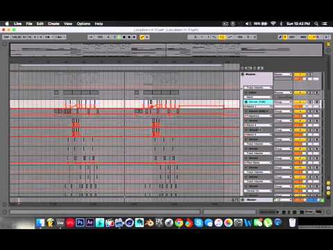 how to make dubstep ableton live 9