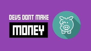 82% Of Indie Game Devs Make Less Than Minimum Wage. Here's why.
