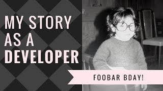 Draw my career | How I became a developer? | FooBar