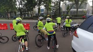 2288K Pancoran Rahmat Charity Ride - Etape Lewi