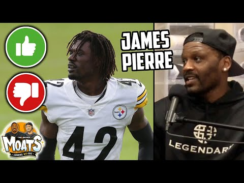 Is Pittsburgh Steelers James Pierre Underrated or Overrated?