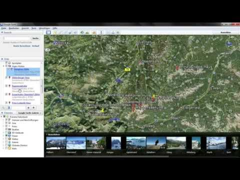 how to download garmin express to googles earth