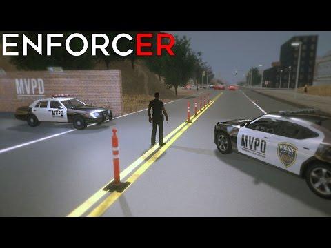 (Читеры) взламываем игру Enforcer Police Crime Action