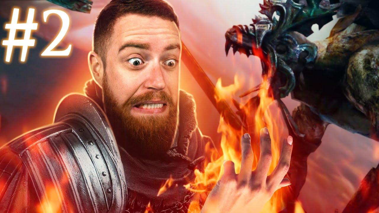 Luba Jogando Dark Souls Remastered (Parte 2)