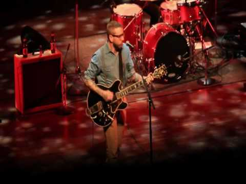 City and Colour - Silver and Gold (live)