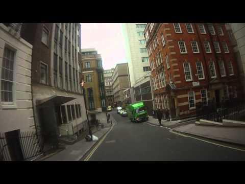 'Secret road' London - Lower Robert Street