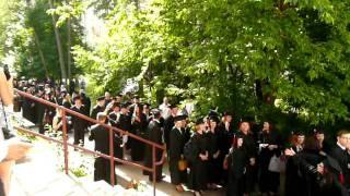 Zakończenie roku akademickiego 2010/2011 KUL Stalowa Wola.MOV