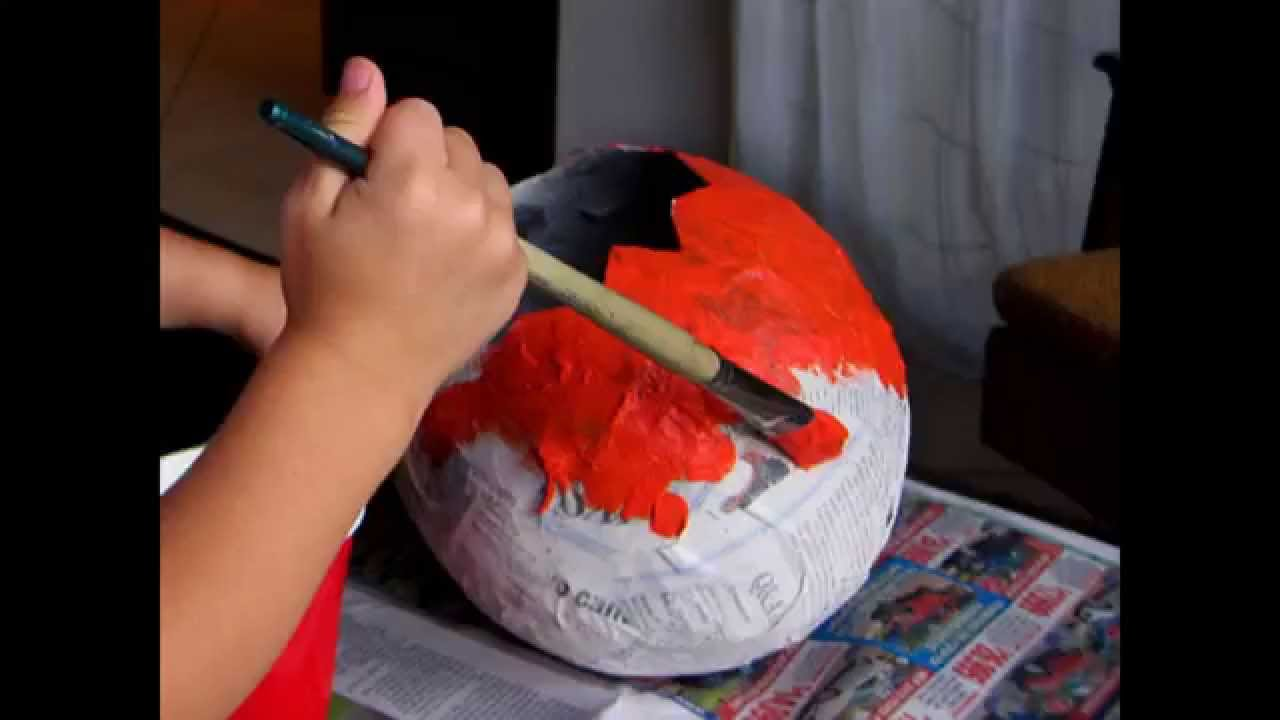 Easy DIY Paper Mache Crafts For Kids