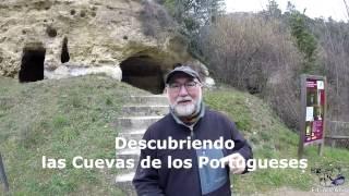Descubrir las Cuevas de los Portugueses