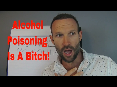 Alcohol Poisoning: How to Avoid & Cure It