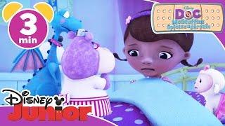 Docs schlechter Traum - Doc McStuffins | Disney Junior Kurzgeschichten