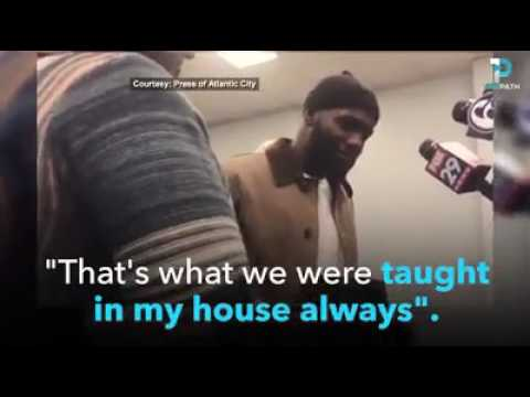 Muslim Negro USA Damaikan Keributan Jalanan