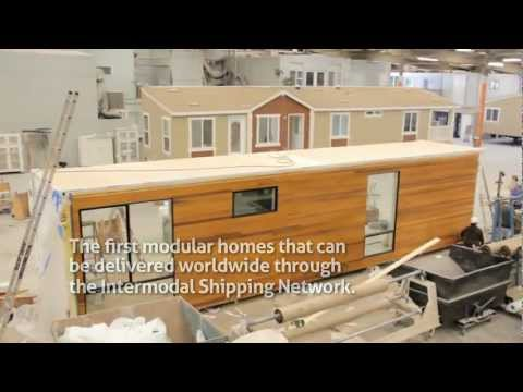 The Promise of Prefab: Globalizing The Housing Industry