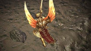 Path of Exile: Seraph Grace Wings