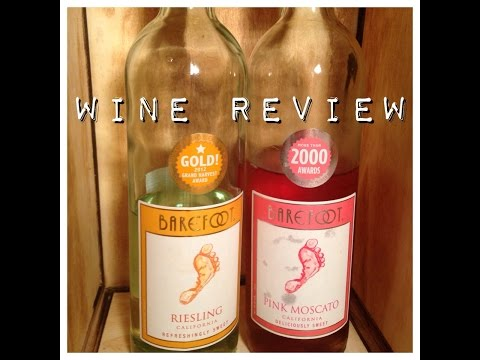 Wine Tasting ~ Barefoot Wines || Gettin' Saucy - click image for video