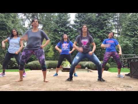 G Phaad Ke - Bollywood- Zumba (c) choreo by ZIN Surabhi Chauhan