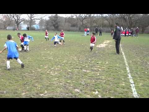 Pure FC u8 match