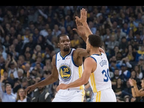 Oklahoma City Thunder vs Golden State Warriors | October 16, 2018